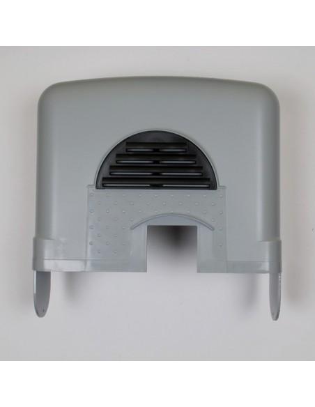 Capot gris clair pour moteurs BK CAME