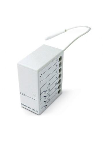 Module émetteur encastrable 4 canaux NICE