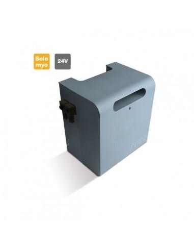 Bloc batterie et chargeur pour Solemyo NICE