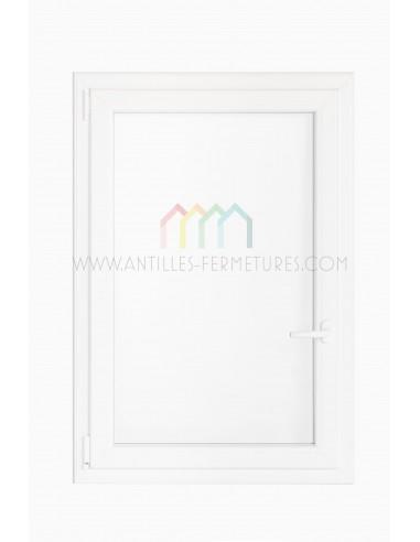 Fenêtre 1 Vantail Oscillo Battant 800x1200 G Antilles Fermetures
