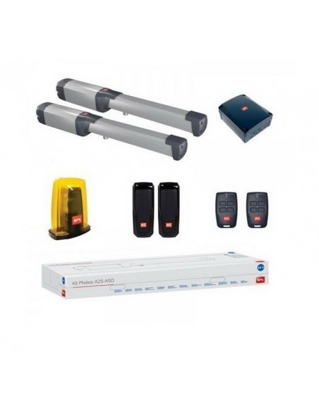 Kit PHOBOS AC A50 230V, kit vérins BFT, kit BFT