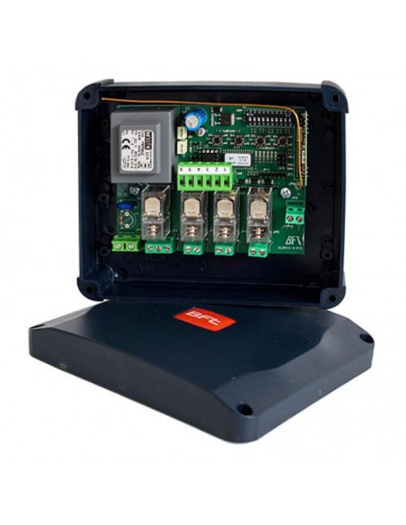 Recepteur radio BFT CLONIX 4RTE, 433.92 Mhz
