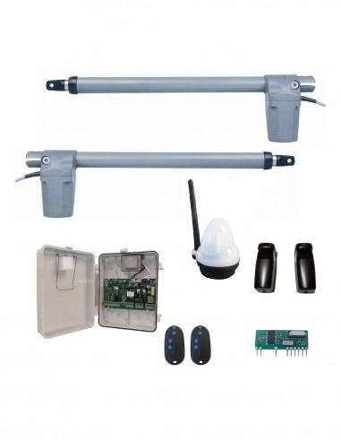 Kit confort B420 portails battants 230V EUROPE AUTOMATISMES