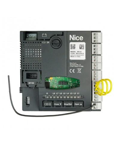 Centrale de commande Nice MCA2R10
