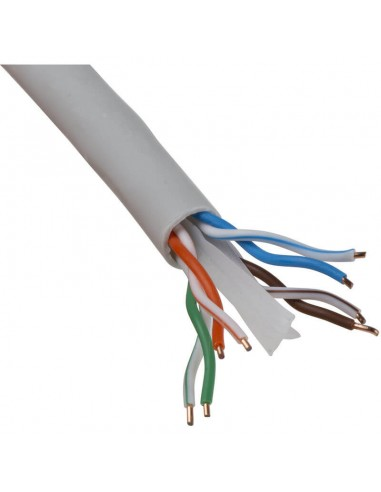 CABLE UTP CAT6 23 AWG