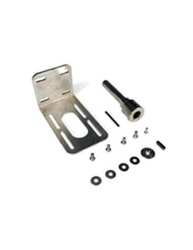 Accessoires C008 pour porte sectionnelle avec arbre de diametre