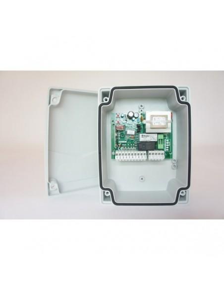 Armoire de commande AVB1 avec récepteur intégré 433.92 MHz EUROPE AUTOMATISMES