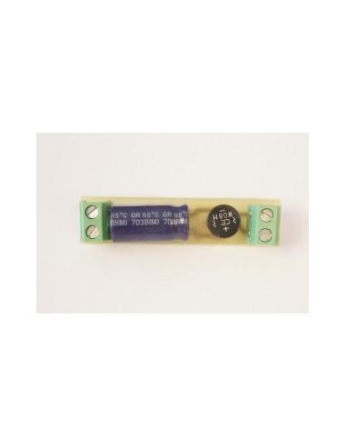 Redresseur / filtre pour serrures 12 V AC, 1,5 A EUROPE AUTOMATISMES