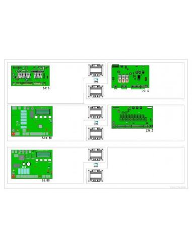 Transformateur CAME pou ZC3 et ZE4