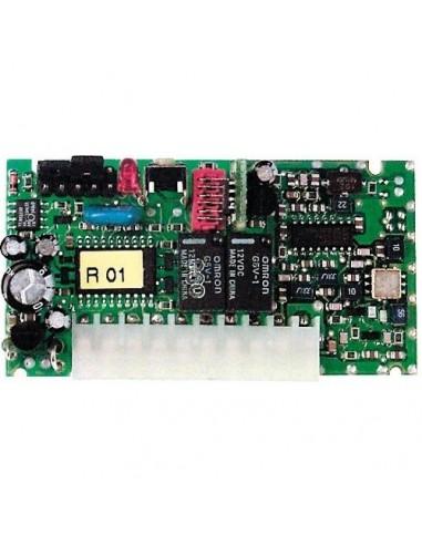 Récepteur radio embrochable 2 canaux FLOXI2R NICE