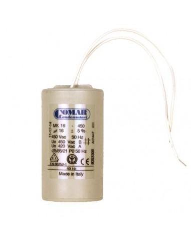 Condensateur 16 MF