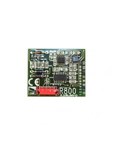 Carte CAME R800 pour claviers S5000, S6000 et S7000