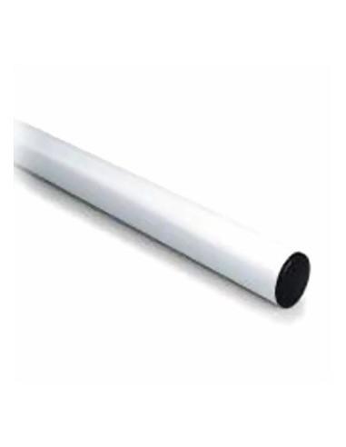 Lisse tubulaire Came, lisse en aluminium diamétre 100, longueur 2 métres
