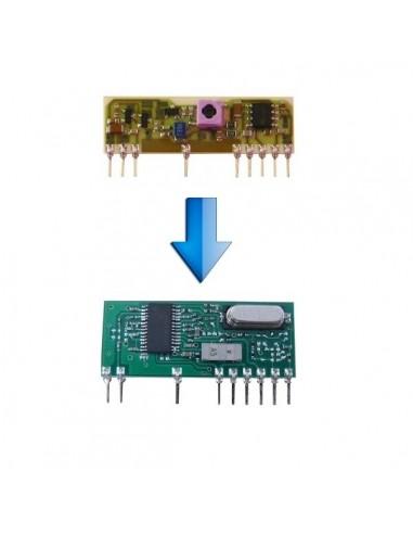 Micro-récepteur démodulateur pour armoire EUROPE AUTOMATISMES