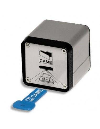 Lecteur de clé magnétique SEM-2 CAME