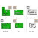 Pièces pour QC ZL1x-3x